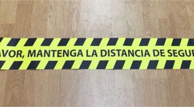 ROTULOS DISTANCIA SEGURIDAD